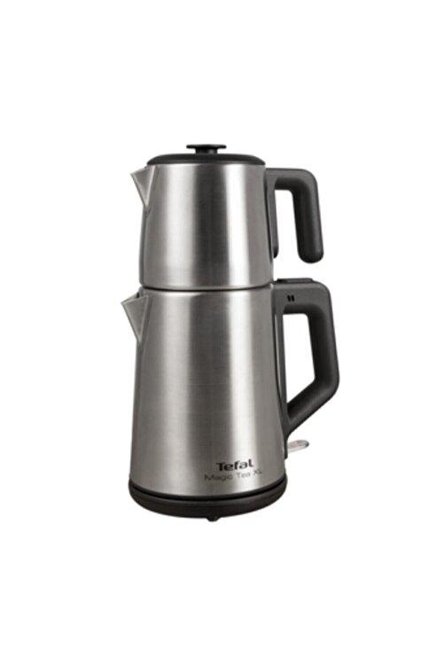 TEFAL Magic Tea Xl Çay Makinesi Inox - 9100044377 1