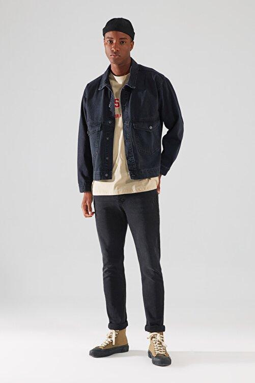 TRENDYOL MAN Siyah Erkek Skinny Yeni Jeans TMNAW20JE0405 1