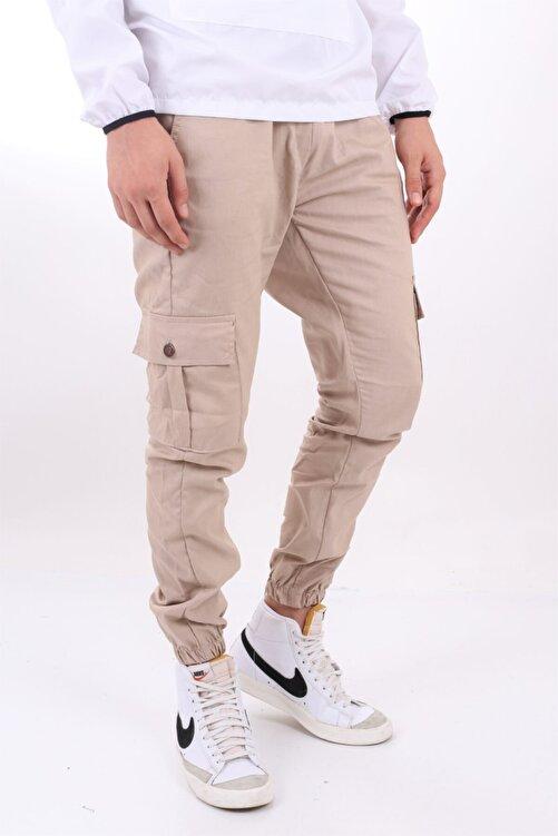 Claw Erkek Krem Jogger Pantolon 1