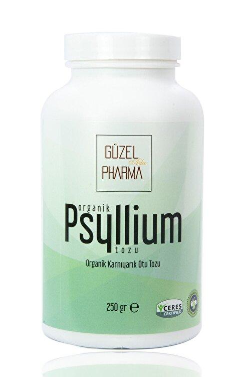 Güzel Gıda Organik Psyllium Karnıyarık Otu Tozu 250 gr 1