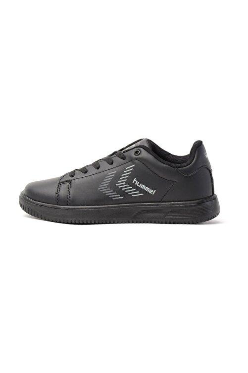HUMMEL Vıborg Smu Sneaker Unisex Spor Ayakkabı Black 212150-2001 1