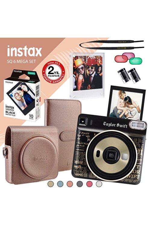 Fujifilm instax SQ 6 Taylor Swift Fotoğraf Makinesi ve Mega Hediye Seti 1