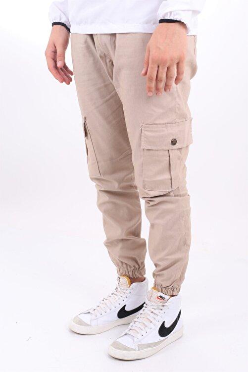 Claw Erkek Krem Jogger Pantolon 2