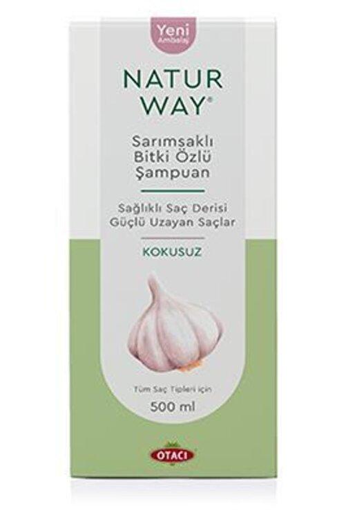 Otacı Naturway Sarımsaklı Şampuan 500 ml 1