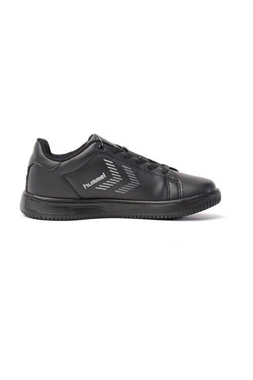 HUMMEL Vıborg Smu Sneaker Unisex Spor Ayakkabı Black 212150-2001 2