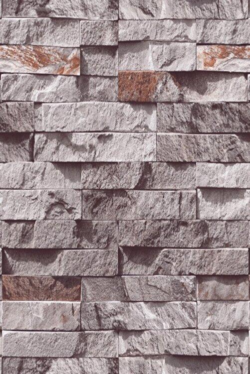 EXCLUSIVE 9350 Taş Popüler Desen Duvar Kağıdı 5 M² 1