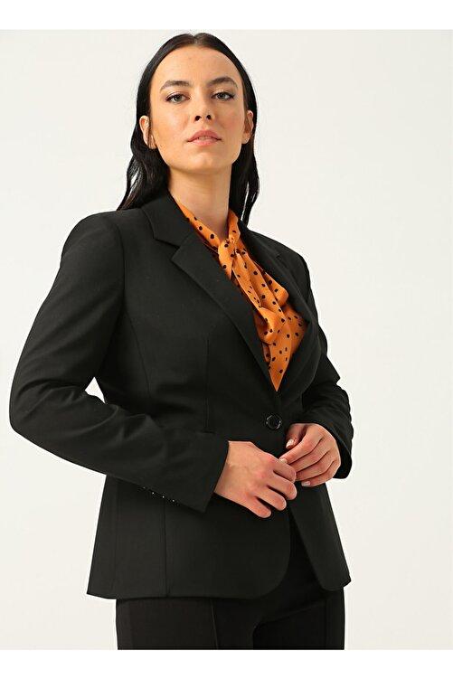Ekol 6041 Siyah Kadın Ceket 2