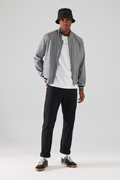 TRENDYOL MAN Siyah Erkek Skinny Jeans TMNAW20JE0369 1