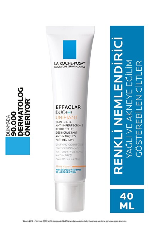 La Roche Posay Effaclar Duo+ Unifiant Medium 40 ml 1