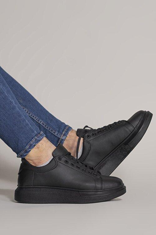 Riccon Erkek Siyah  Sneaker 2
