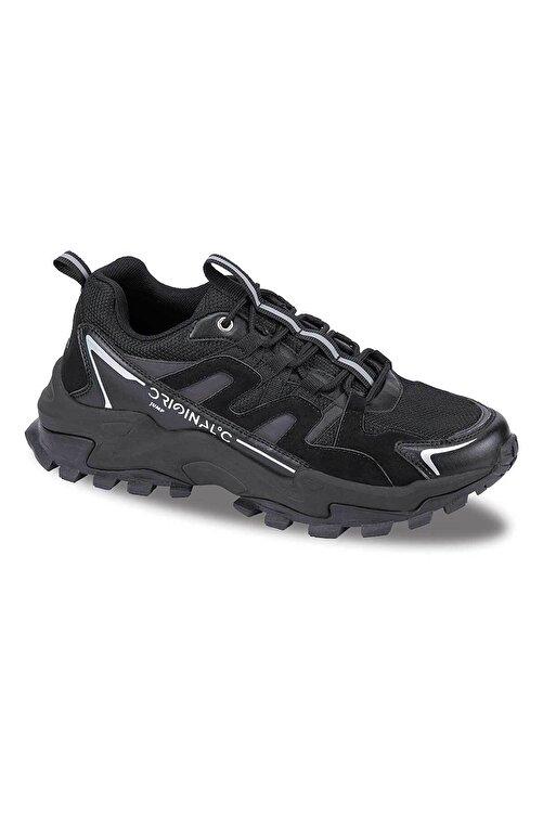 Jump Erkek Siyah Spor Ayakkabı 1