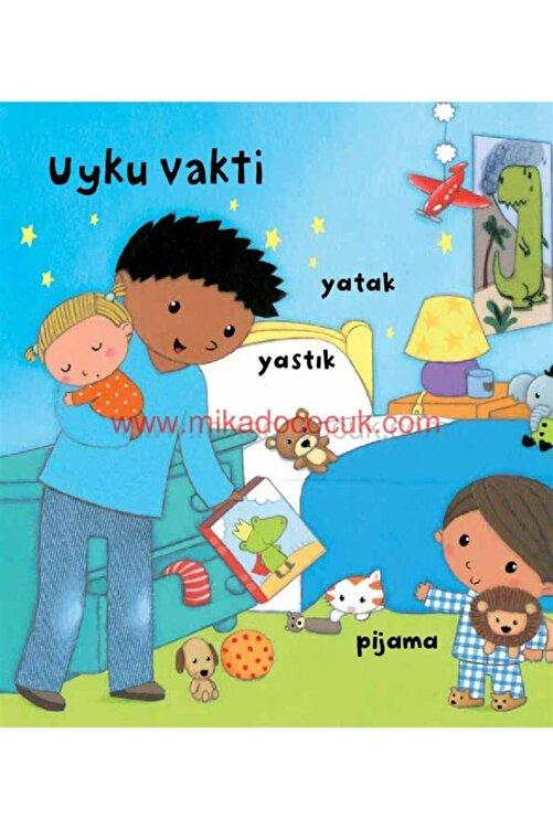 Mikado Yayınları Ilk Kelimeler Kitabım - Uyku Vakti 2