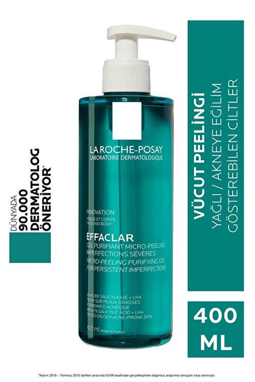 La Roche Posay Effaclar Mikro-peeling Arındırıcı Jel 400 ml 3337875708289 1