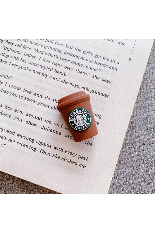 MY MÜRDÜM Sevimli Silikon Kablo Koruyucu Starbucks 1