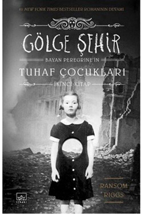 İthaki Yayınları Bayan Peregrine'in Tuhaf Çocukları 2 - Gölge Şehir - Ransom Riggs - 1