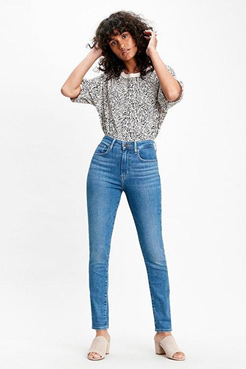 Levi's Kadın 721 High Rise Skinny Jean 18882-0331 1