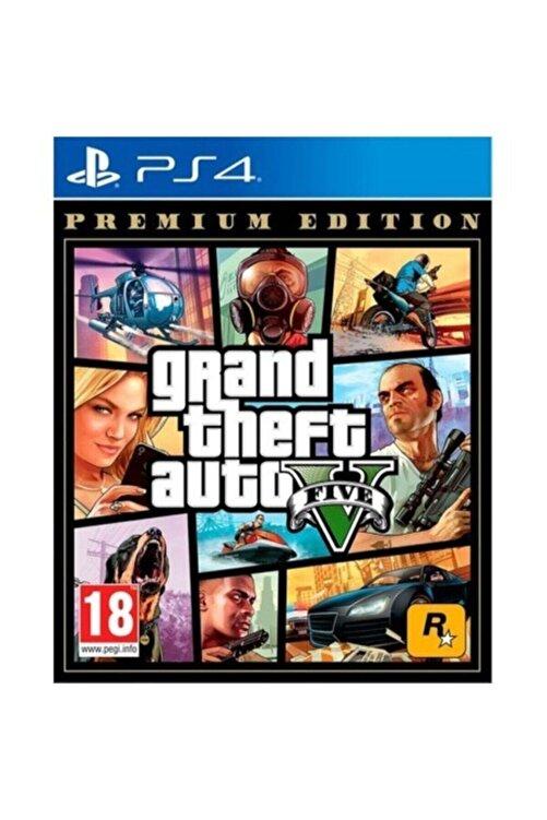 RockStar Games Gta 5 Gta V Ps4 Oyun 1