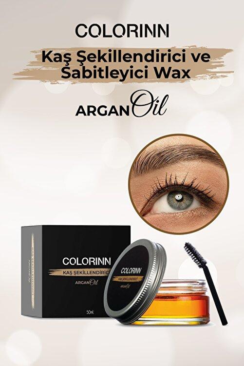Colorinn Kaş Şekillendirici ve Sabitleyici Wax 50 ml 1