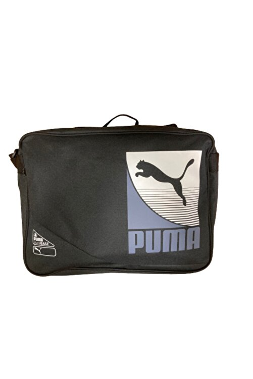 Puma Deck Shoulder Postman Bag 07152201 Omuzdan Asmalı Çanta 1