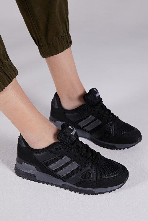 Tonny Black Unisex Siyah Sneaker TB282-0 2