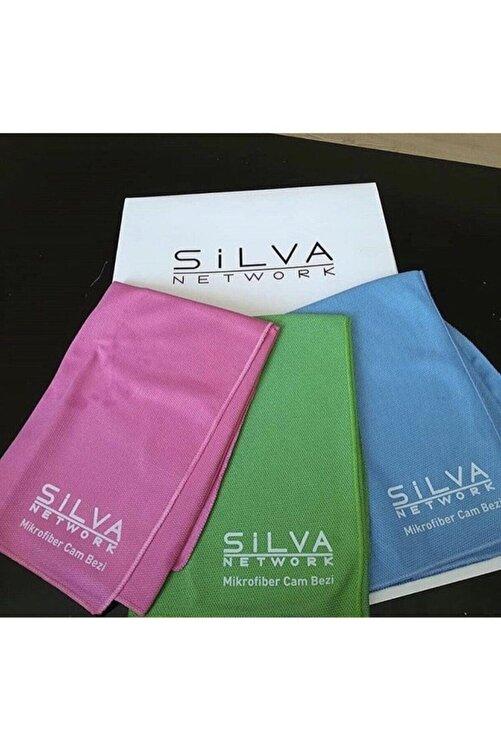 Silva Mikrofiber Cam Bezi Üçlü 1