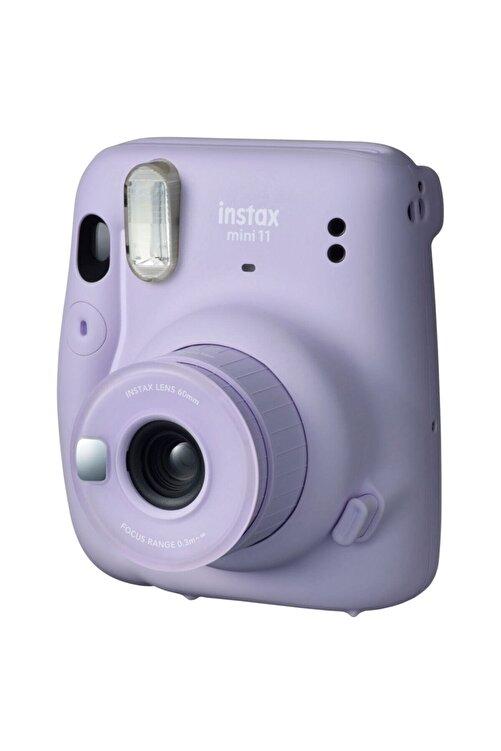 Fujifilm Instax Mini 11 Lila Fotoğraf Makinesi Ve Kare Albümlü Seti 2