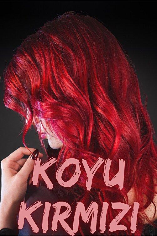 Trucare Truecolor Vegan Saç Boyası Koyu Kırmızı 250 ml 2