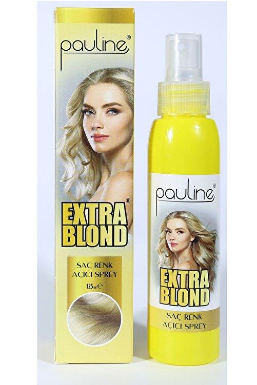 Pauline Doğal Saç Açıcı Sprey - Extra Blond 125 ml 1