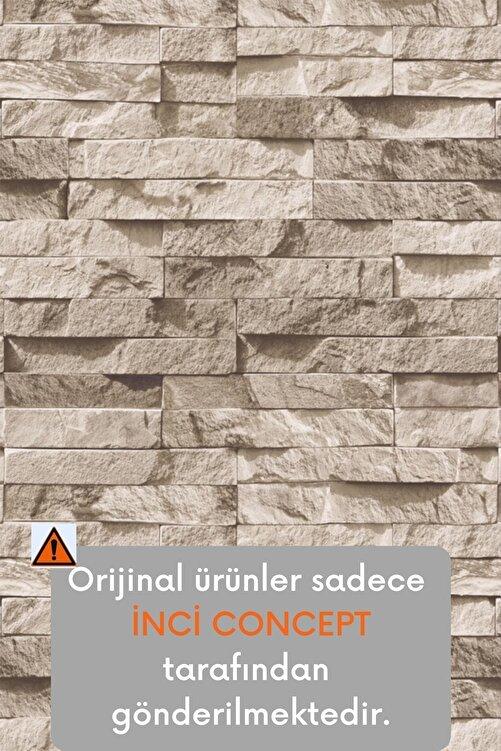 EXCLUSIVE 9300 Taş Desen Duvar Kağıdı (5 M²) 2
