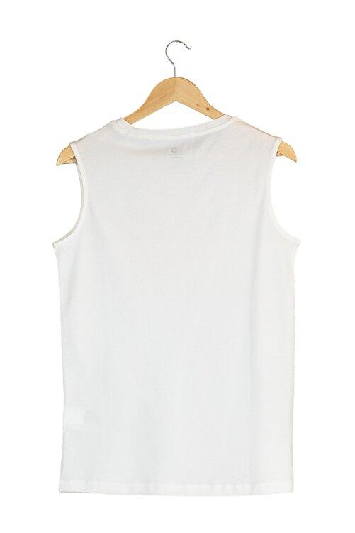 New Balance Kadın T-shirt - Vom Athlete Tee - V-WTT917-WT 2