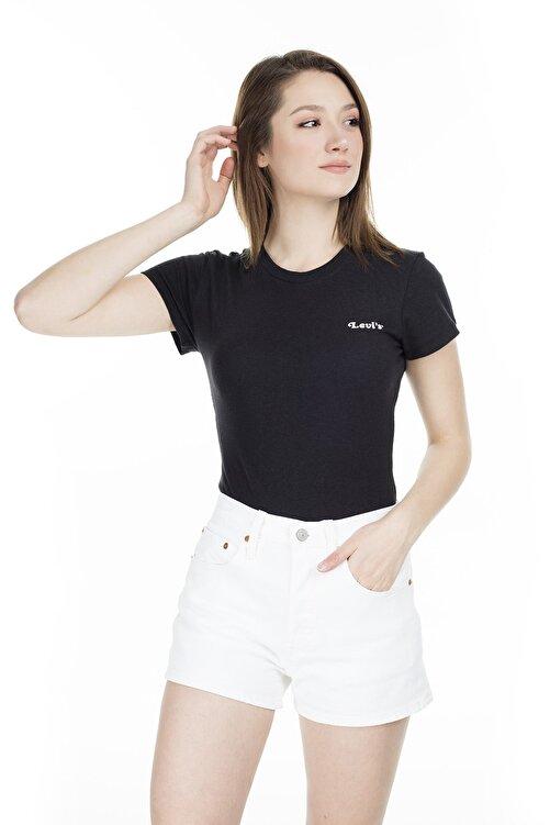 Levi's Kadın Bisiklet Yaka T Shirt  85568 1