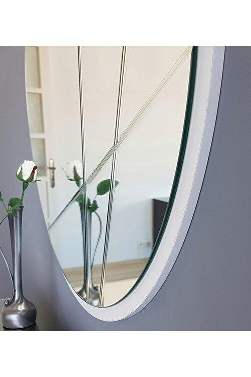 Vivense Neostill Dekoratif Ayna Modern Desen 60Cm Yuvarlak 2