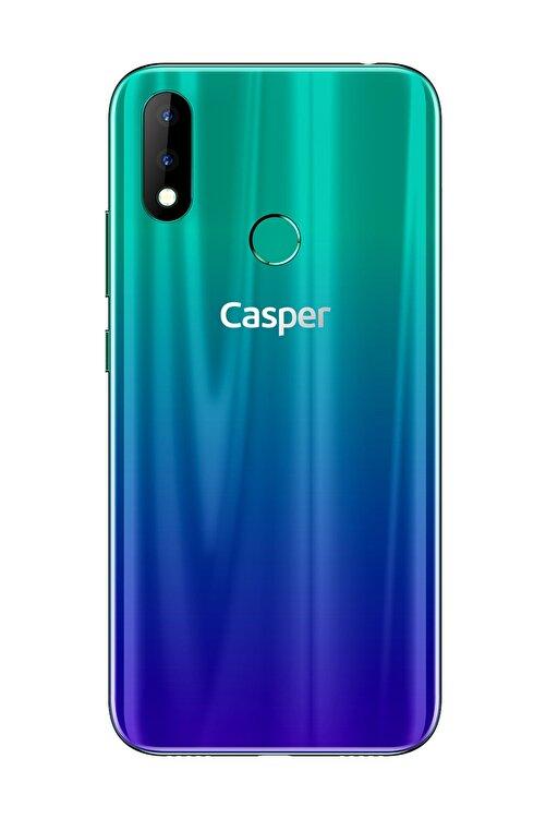 Casper Vıa S 128gb Şafak Mavisi Cep Telefonu  Türkiye Garantili 2