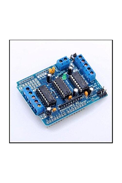 Arduino Motor Sürücü Kartı - Motor Driver Shield (l293d) 1