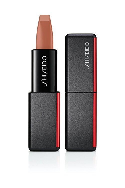 Shiseido Kalıcı Kadifemsi Mat Ruj - SMK Modernmatte Pw Lipstick 504 729238147805 1