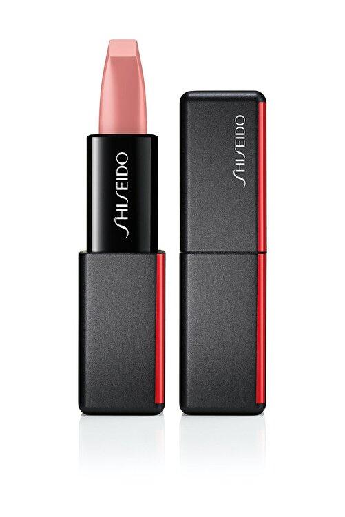 Shiseido Kalıcı Kadifemsi Mat Ruj - SMK Modernmatte Pw Lipstick 501 729238147775 1