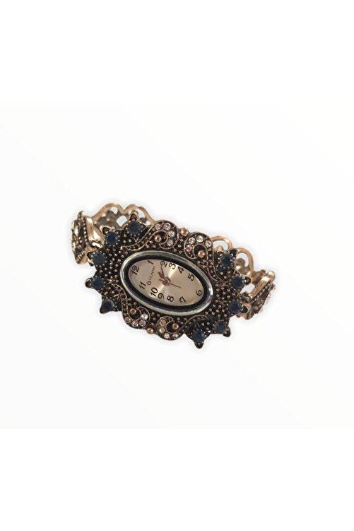 Accessories Kostan Aksesuar Otantik Kadın Saat Bileklik 1