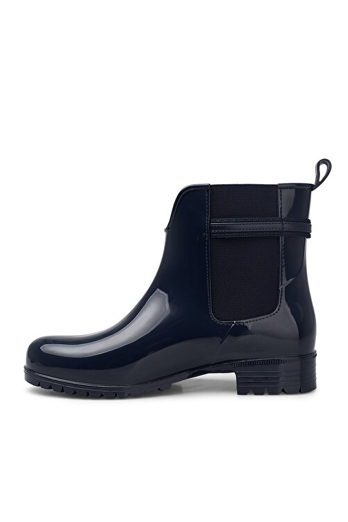 Tommy Hilfiger Kadın Lacivert Yağmur Çizmesi Fw0fw05202 Dw5 2