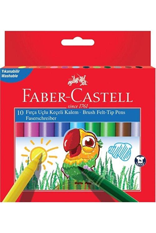 Faber Castell Faber-castell Winner Brush Fırça Uçlu Keçeli Kalem 10r 1