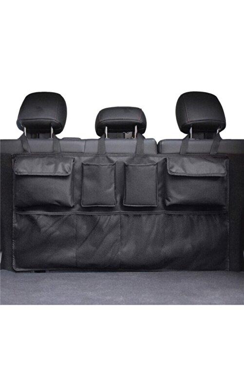 INNDREAM Ankaflex Araç Içi Bagaj Çantası 8 Cepli Oto Organizer Araba Bagaj Düzenleyici Çanta 2
