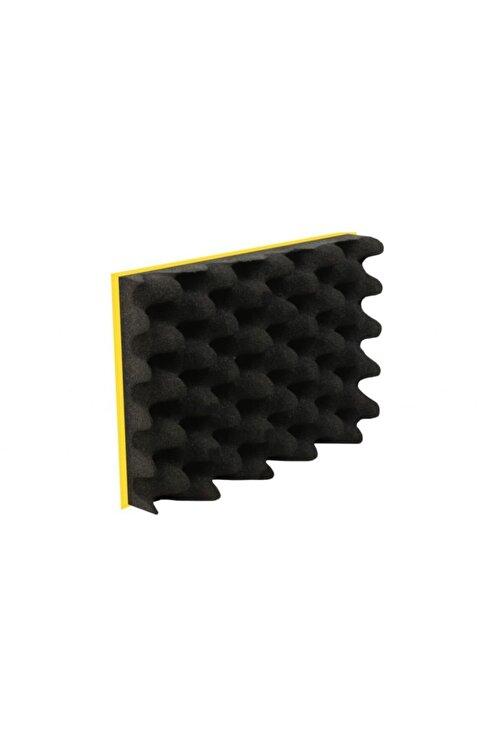 ONLİNEUYGUN Yapışkanlı Yumurta Akustik Sünger 60 Dns Yanmaz 50cm X 50cm 2