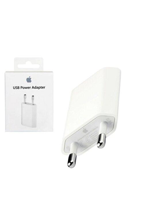Apple Iphone Şarj Aleti Cihazı + Usb Kablosu  Lightning 2