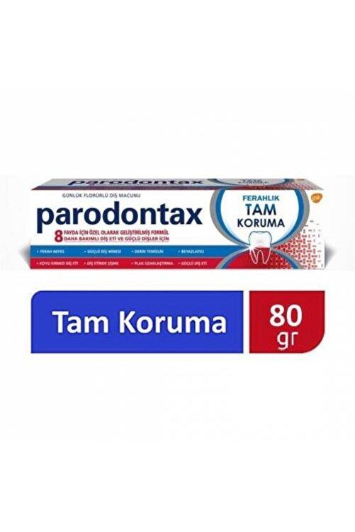 Parodontax Yeni Orjinal 80 Gr - 4adet, Ferahlık Tam Koruma Diş Macunu Orjinal Ürün 2