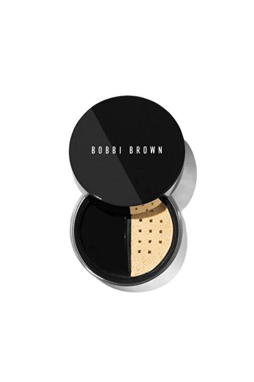 BOBBI BROWN Sheer Finish Loose Powder 12 G Pale Yellow 716170245720 1