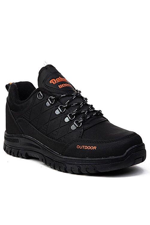 Giyyin Siyah Erkek Trekking Ayakkabı Dkrs114 1