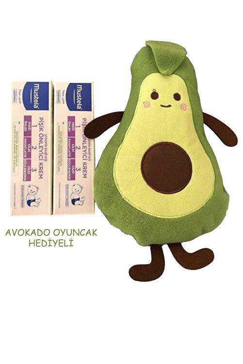 Mustela Vitamin Barrier Pişik Kremi 50ml 2li Avokado Oyuncak Hediyeli 2