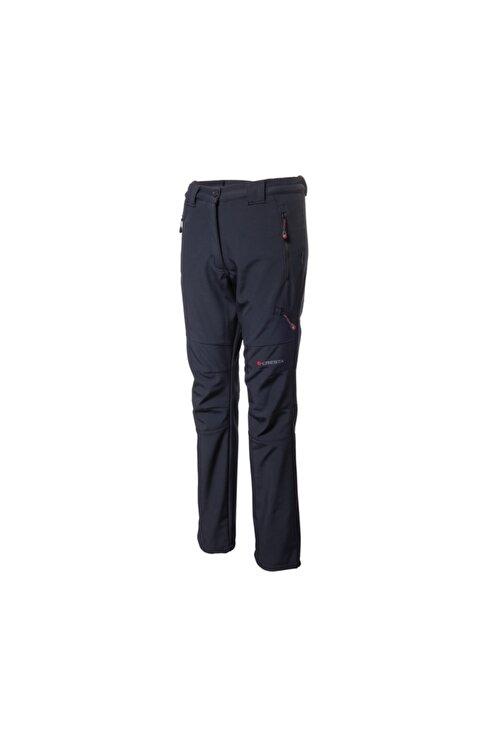 Cresta Kadın Lacivert Softshell Outdoor Pantolon 1