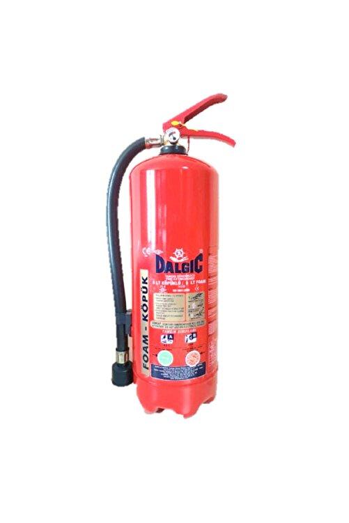 Dalgıç 6 Kg Köpüklü Yangın Söndürme Cihazı Tse'li 1