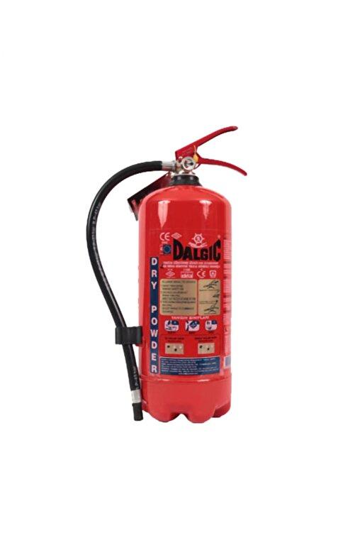 Dalgıç Yangın Söndürücü 4 Kg Abc Kimyevi Tozlu Yangın Söndürme Tüpü Tse Belgeli 4 Yıl Garantili 1