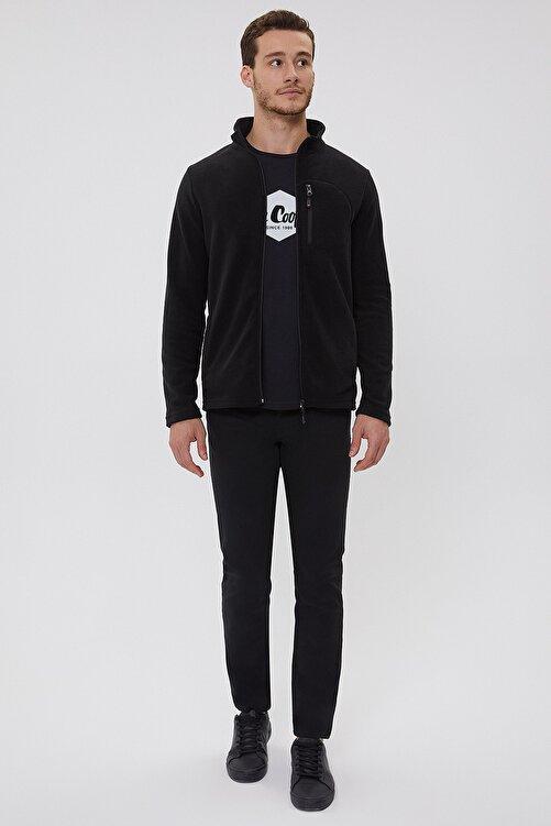 Lee Cooper Parkin Erkek Dik Yaka Polar Ferm.Sweatshirt 211 LCM 241066 1
